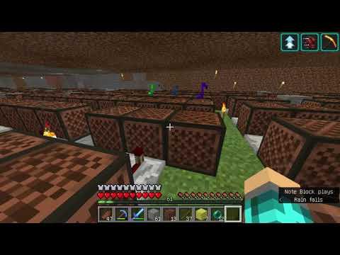 Tokyovania Control (Chill Remix) in Minecraft Survival