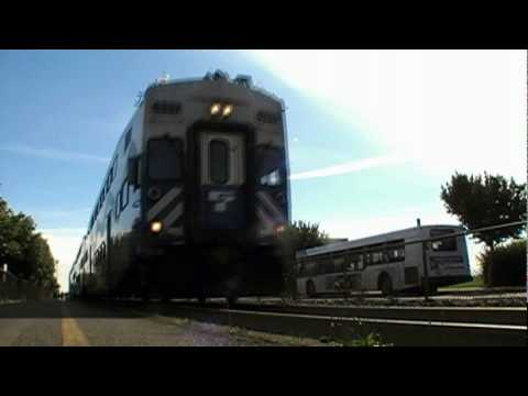 Sounder Commuter Train Music Video