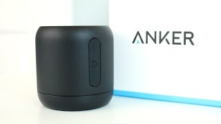 Anker Soundcore Mini Review - $25 Bluetooth Speaker