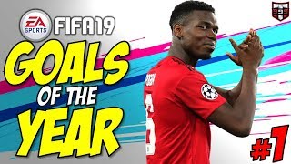 FIFA 19   Goals of the Year #1