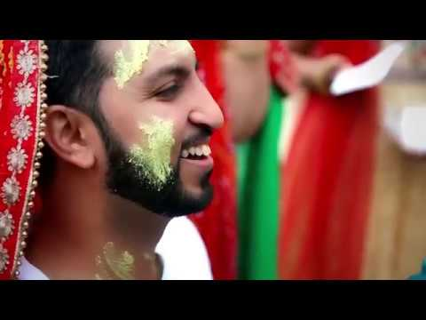 #amynawedsazwan Wedding Highlights 170217