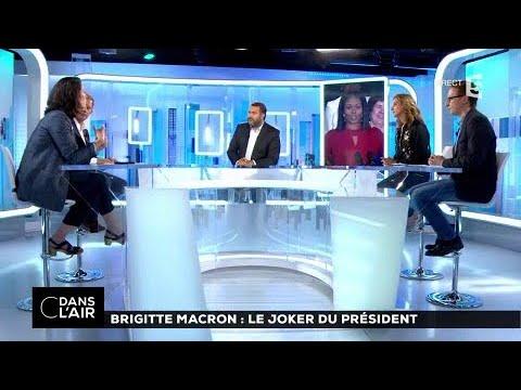 Brigitte Macron : le joker du Président #cdanslair 17.08.2017