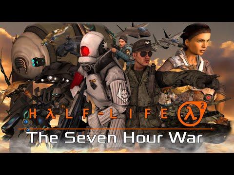 Half-Life: The Seven Hour War | A Half-Life Cinematic [SFM]