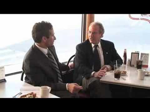 Charlie LeDuff -Round Table on Detroit Mayor Kilpatrick