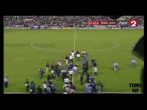 Valencia cf 6 - Real Madrid 0