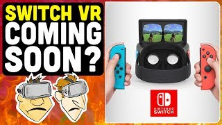 Switch VR Coming Soon? - Hot Take