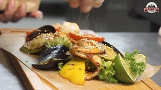 Вкусное меню в кафе «Имбирь» в Сочи
