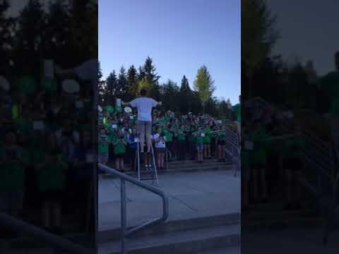 Woodinville High School fight song