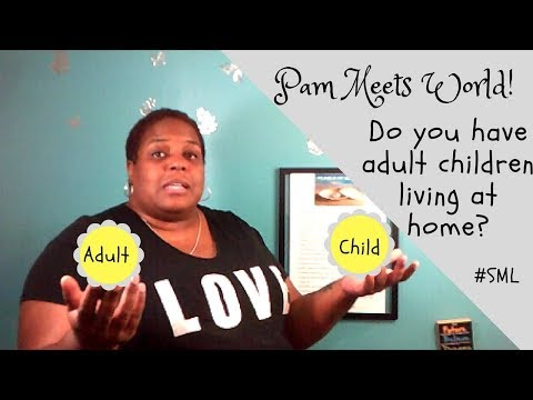 Do you have grown children still living at home? | Single Mom Life