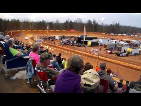 Friendship Motor Speedway(SUPER STOCK 4's) 3-25-17