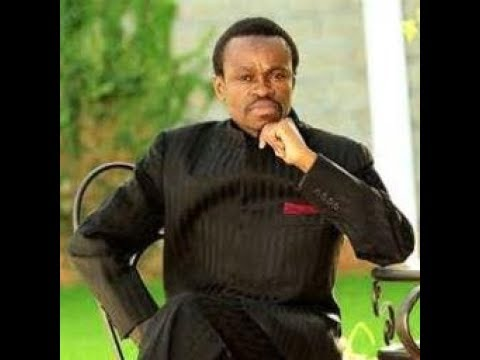 PLO LUMUMBA  speech at AFREG - Africa Arising