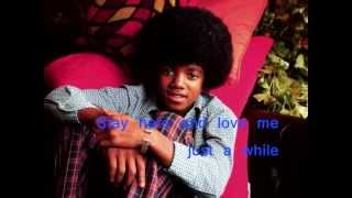 Michael Jackson - Happy (With Lyrics)