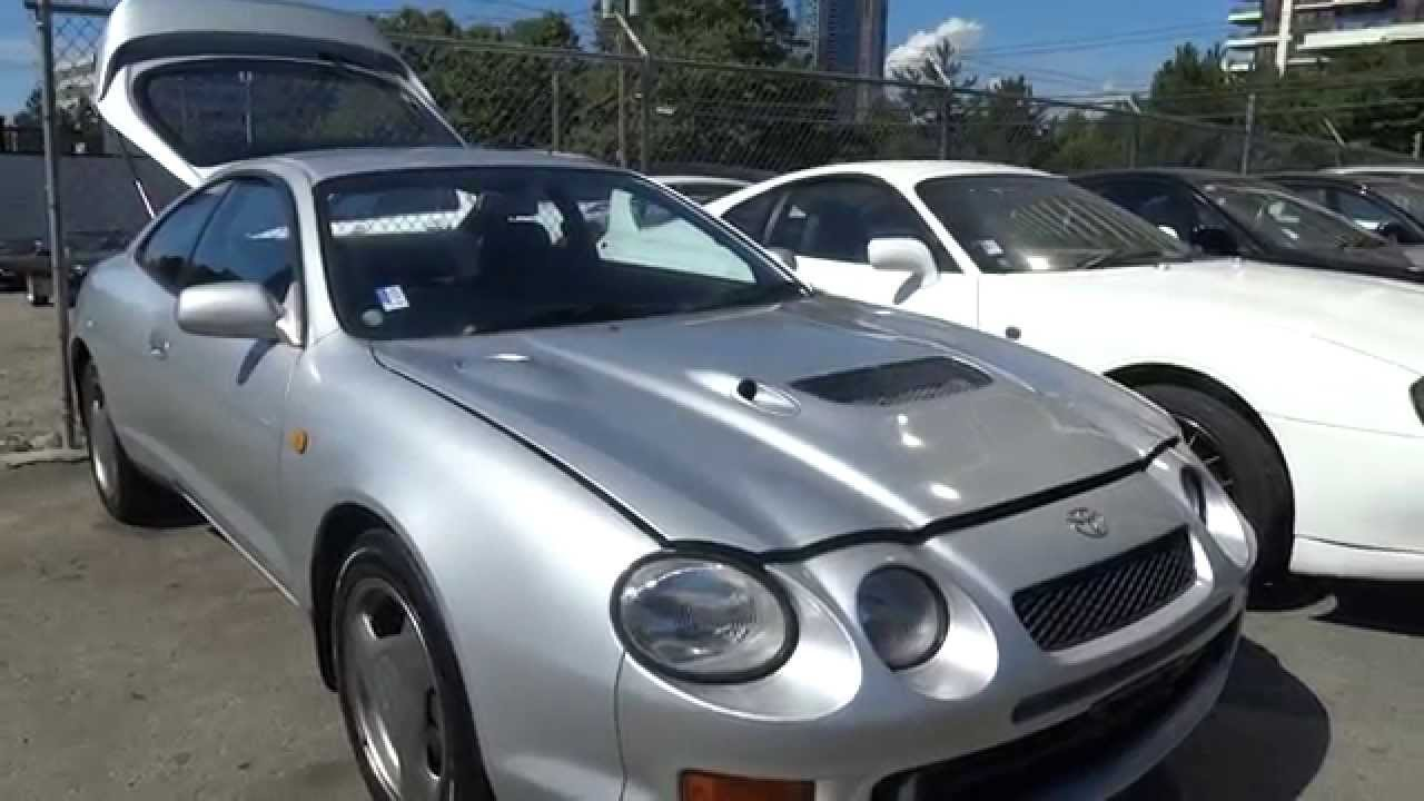 1995 toyota celica gt four for sale in vancouver bc. Black Bedroom Furniture Sets. Home Design Ideas