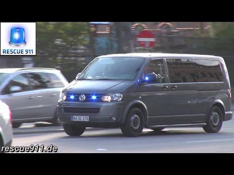 Politi København // 2x Unmarked van Police Copenhagen