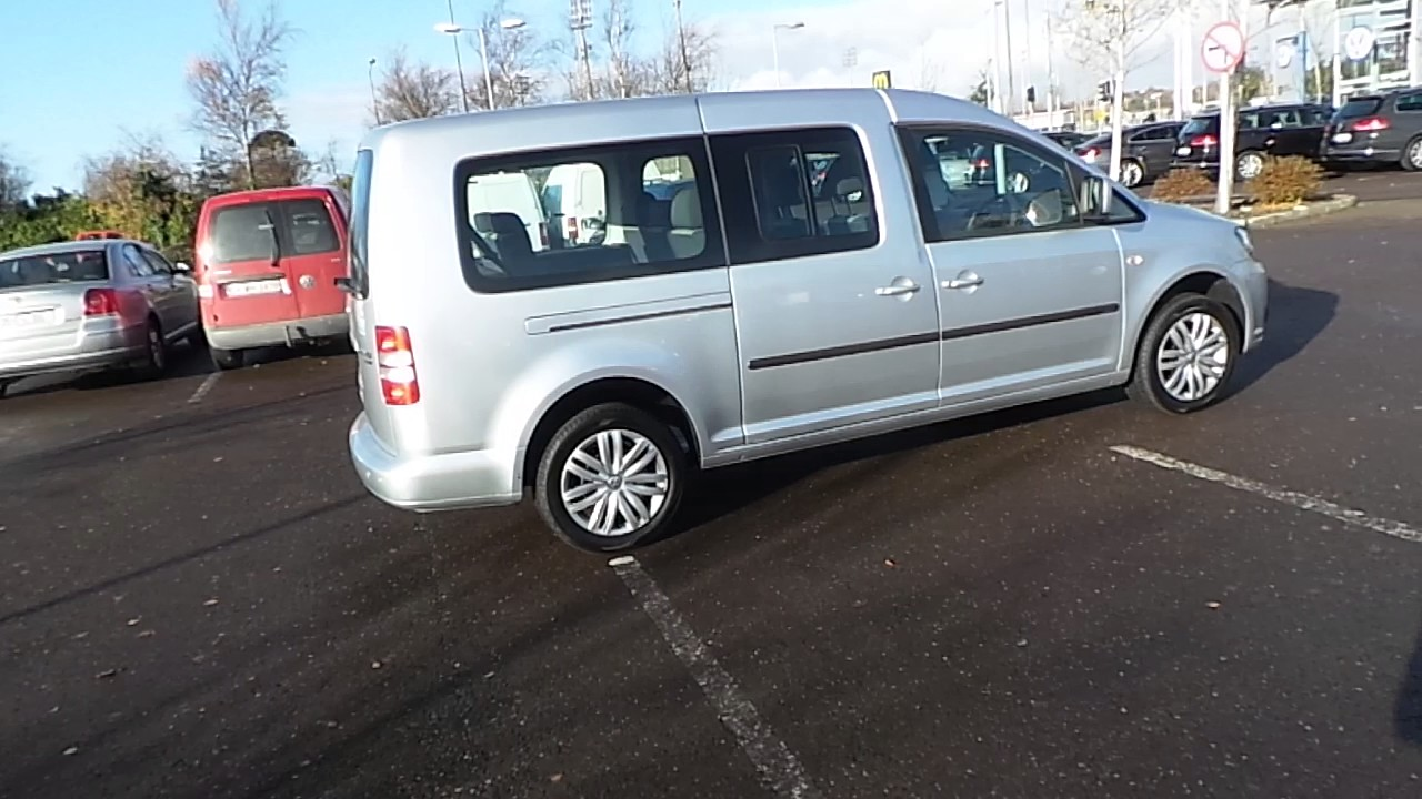 141c9336 2014 volkswagen caddy maxi life 7 seater 2 0tdi 140bhp 3 9 fina youtube. Black Bedroom Furniture Sets. Home Design Ideas