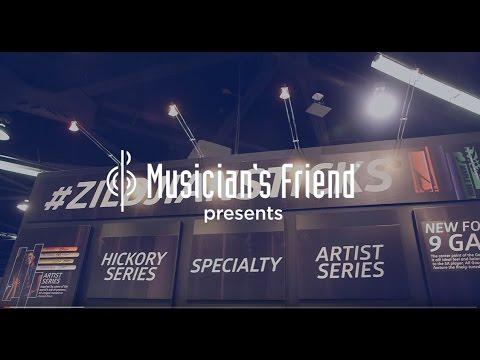 Zildjian 2017 Drumsticks - New From NAMM 2017