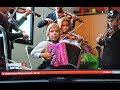 Madlyn 10 ans - Reportage FR3 - Concert PMS en maison de retraite