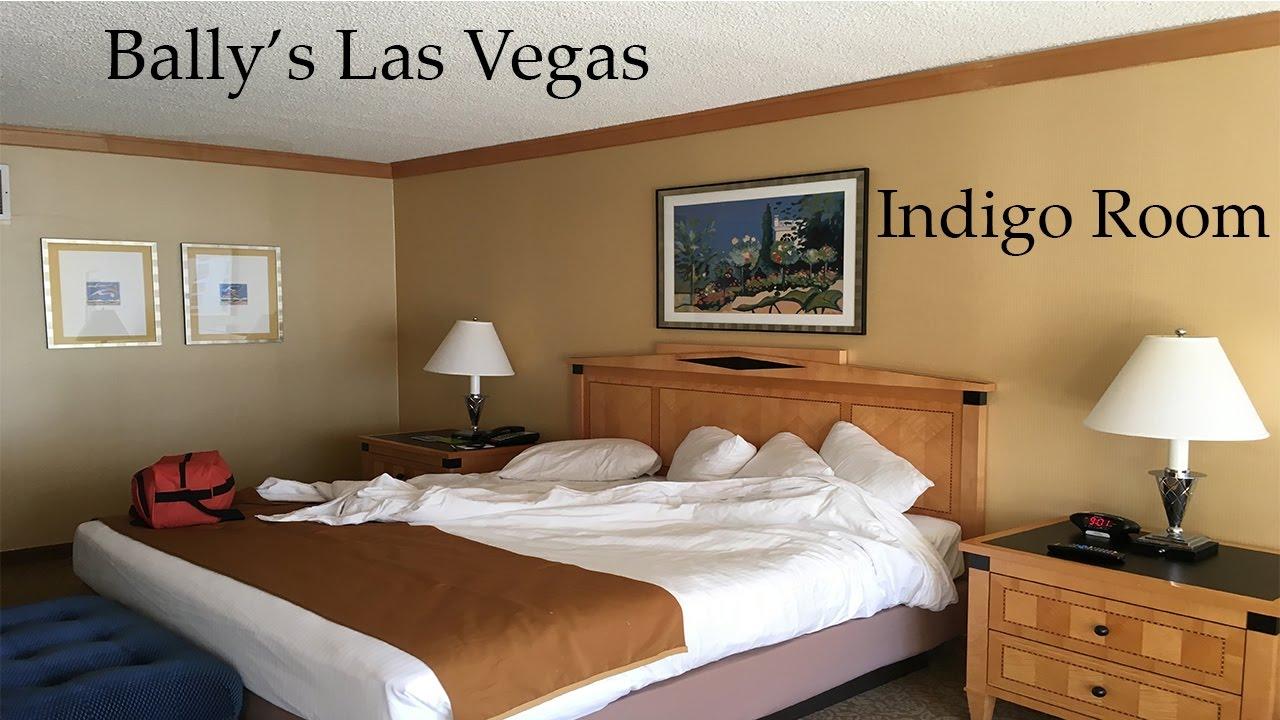 Ballys Las Vegas Indigo Tower Deluxe Room Walkthrough