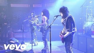 Kiss - Shout It Out Loud (Live On Letterman/2012)