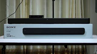 $90 Sony HT-S100F SoundBar Review