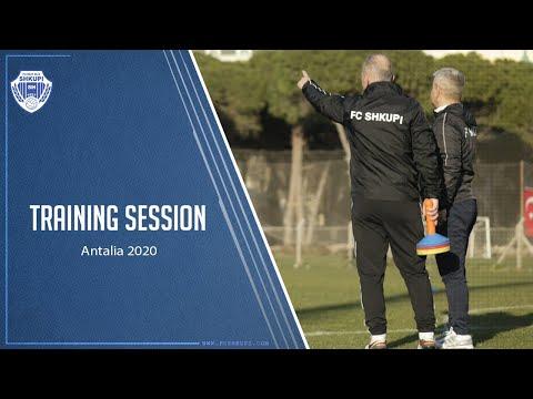 FC Shkupi Antalia 2020 - Day I & Traveling To Antalya