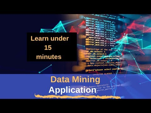 Application Of Data Mining In Business Management | Basic Concepts Of Data Mining