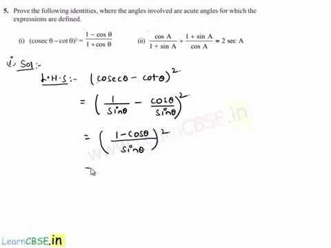 how to solve trigonometric identities problems