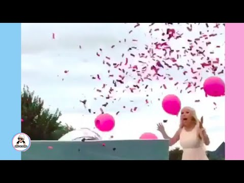 BEST MOM REACTIONS BABY GENDER REVEAL compilation /ideas announcements