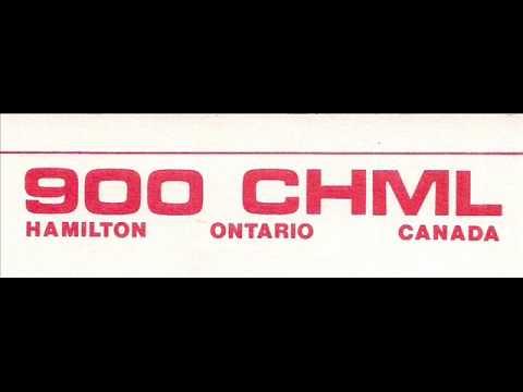900 CHML Hamilton Ontario 1982 Dave Crihtons Nightside Programme