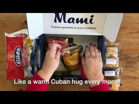Abuela Mami Miami Unboxing