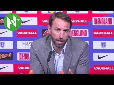 Gareth Southgate England World Cup squad full Press Conference