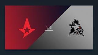 CS:GO - Astralis vs. AGO [Overpass] Map 1 - EU Day 13 - ESL Pro League Season 7