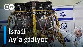 İsrail'in ilk Ay misyonu - DW Türkçe