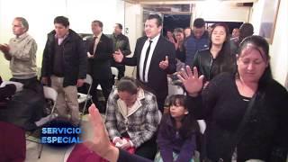 PRESENTACIÓN Y NOMBRAMIENTO DE NUEVOS OBREROS EN LA IGLESIA DE COLINA I SERVICIO ESPECIAL