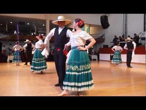Traditional peruvian dance from Piura - Peru