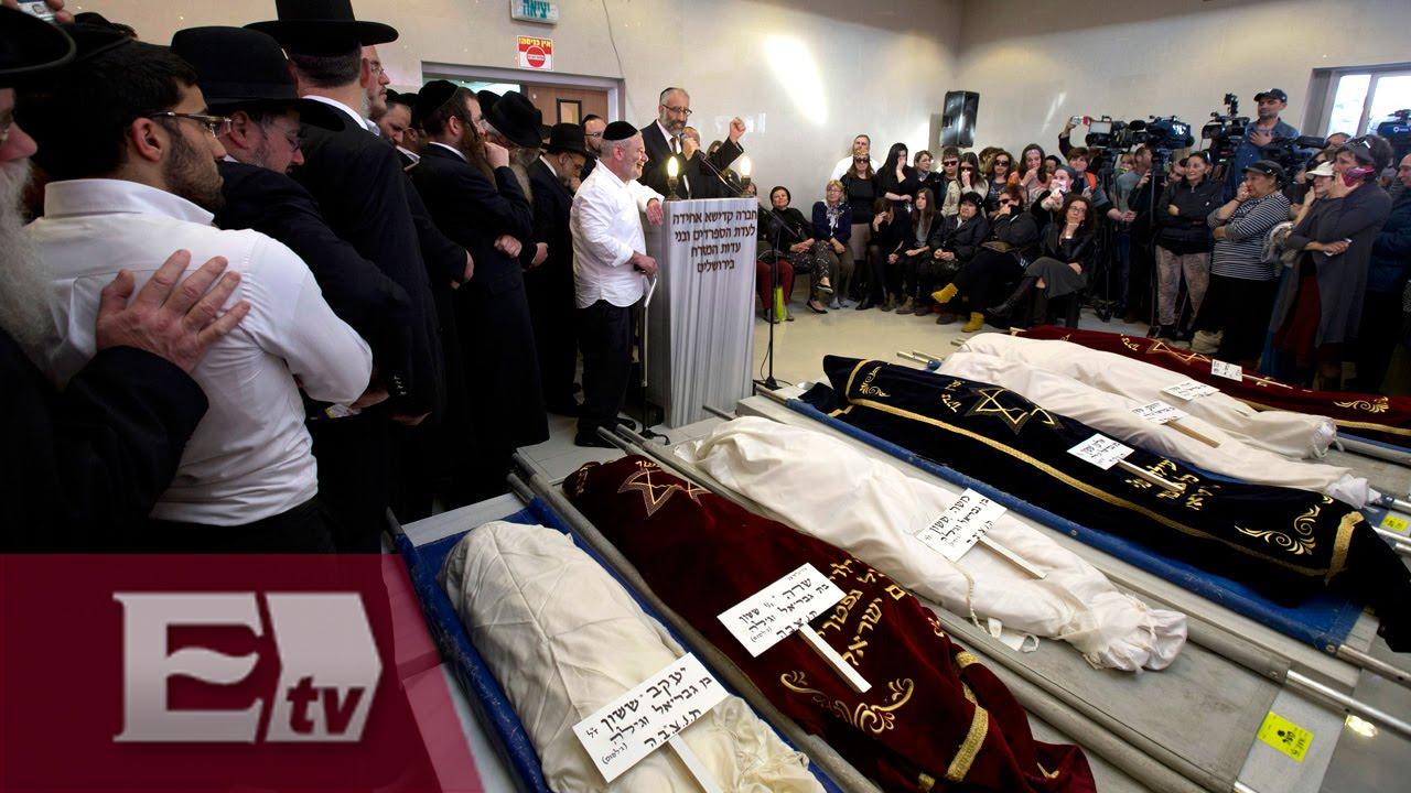Realizan El Funeral De Los Niños Muertos En Incendio En NY