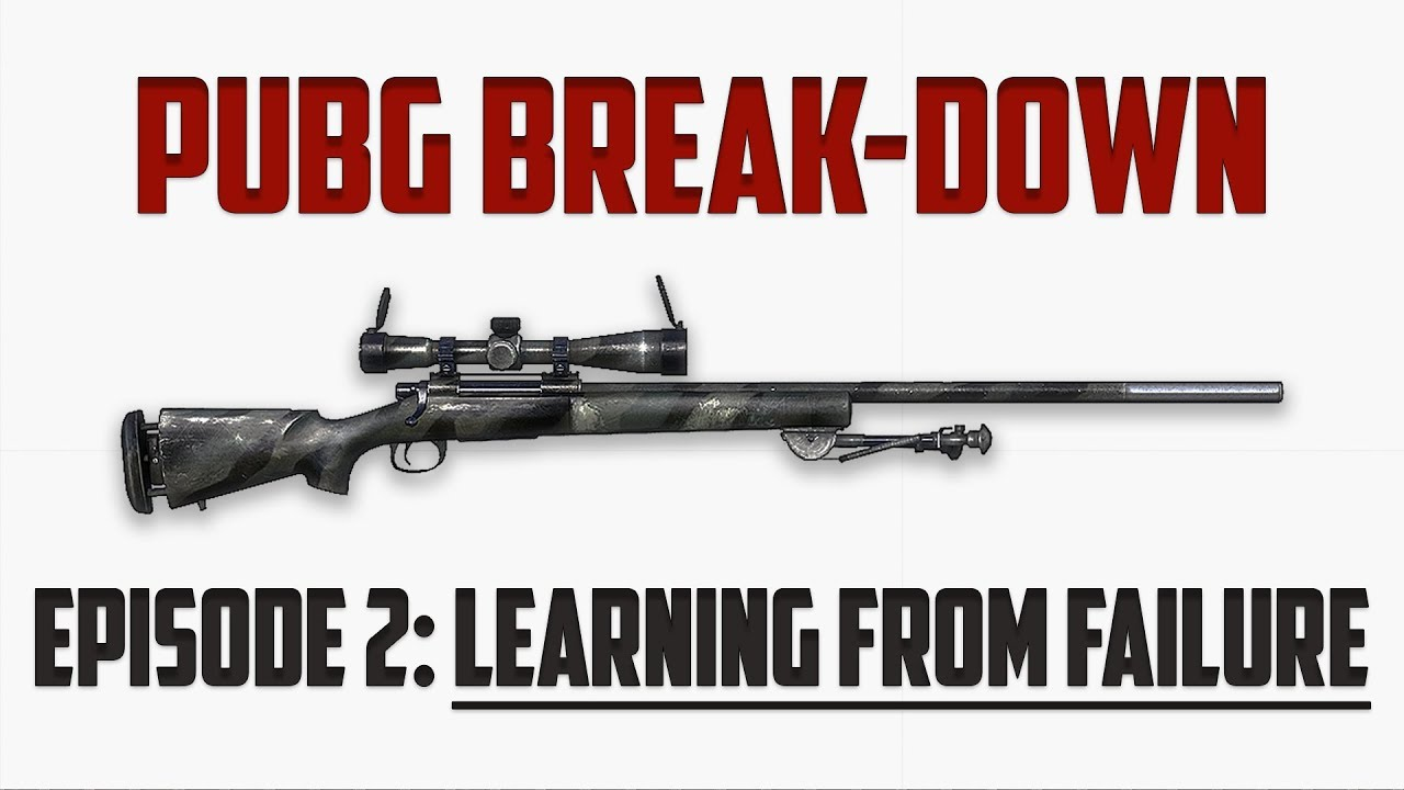 Playerunknown S Battlegrounds Maps Loot Maps Pictures: PUBG Break-Down: Episode 2 (Learning From Mistakes
