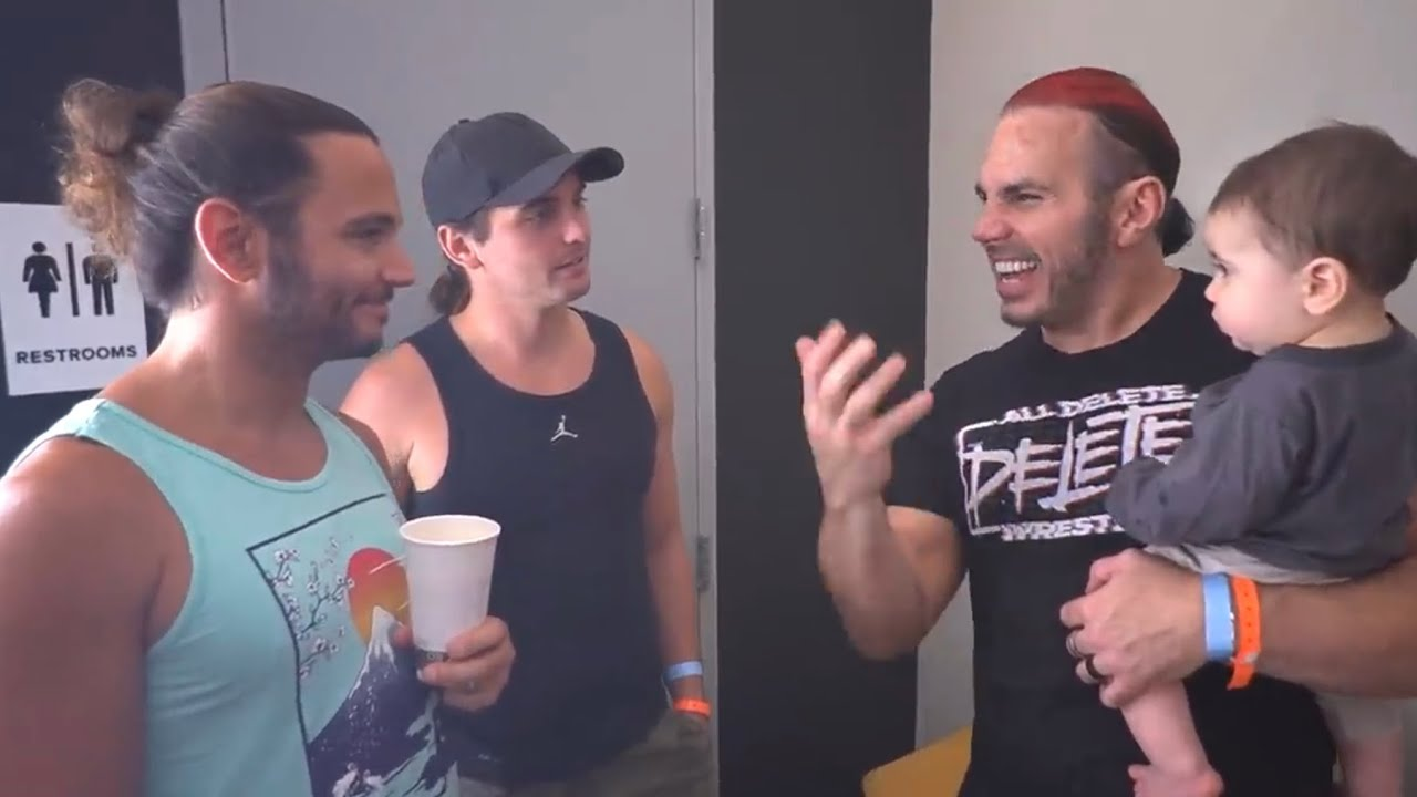 """""""A Very Slippery Rope"""" - Being The Elite Ep. 221"""