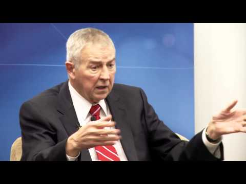 Dean's Leaders Forum - SAS CEO Jim Goodnight shares insights in business