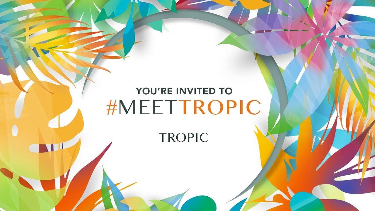 Meettropic Roadshow 2020 Tropic Skincare Youtube