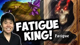 QUEST PALADIN The BEST FATIGUE Deck? | GALVADON | THE WITCHWOOD | HEARTHSTONE | DISGUISED TOAST