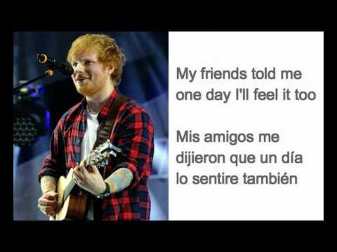 Happier - Ed Sheeran [Traducción en español y lyrics]