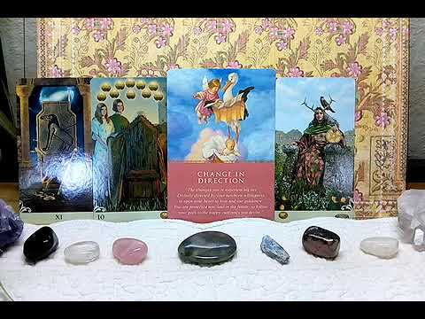 Libra Scorpio Cusp Tarot Reading Oct 16-31