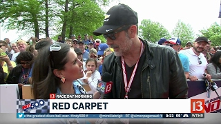 Naomi Pescovitz interviews Jeffrey Dean Morgan