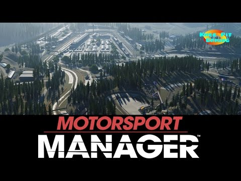 Motorsport Manager Let's Play #6 - Podium Finish!