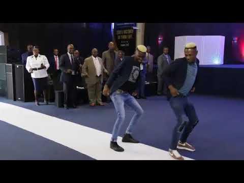 Limpopo Boy Bujwa dancing for Jesus #Grace for Victors.. Bookings: 0761112442