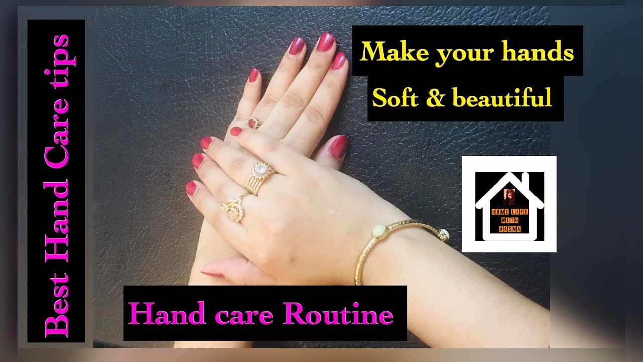Best Hand Care tips  Hand Care Routine for summer & winter  How