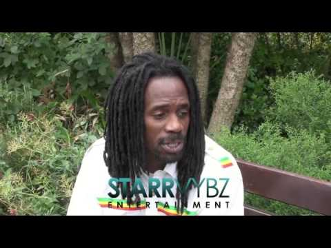 General Levy Interview Pt2 with www.starrvybzent.com (Aug 2013)