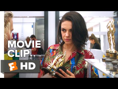 The Spy Who Dumped Me Movie Clip - Trophies (2018)   Movieclips Coming Soon