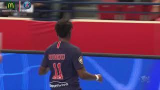 Best goal - September : Benoit Kounkoud kempa (Kung-fu) goal against Ivry